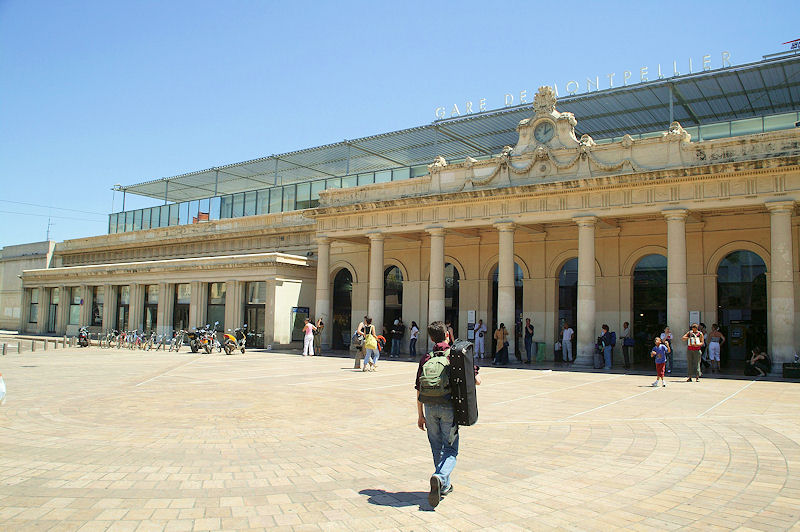 Chambres d 39 h tes la gare de montpellier saint roch et - Chambres d hotes colmar et ses environs ...