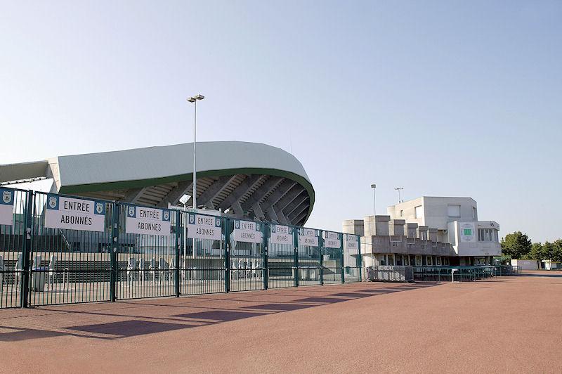 Locations de vacances au stade de la beaujoire fc nantes for Salon de la beaujoire