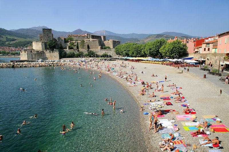 Tourisme collioure pyr n es orientales - Canet plage office du tourisme ...