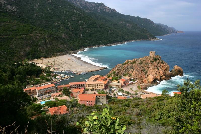 Tourisme porto ota corse du sud - Office de tourisme porto corse ...