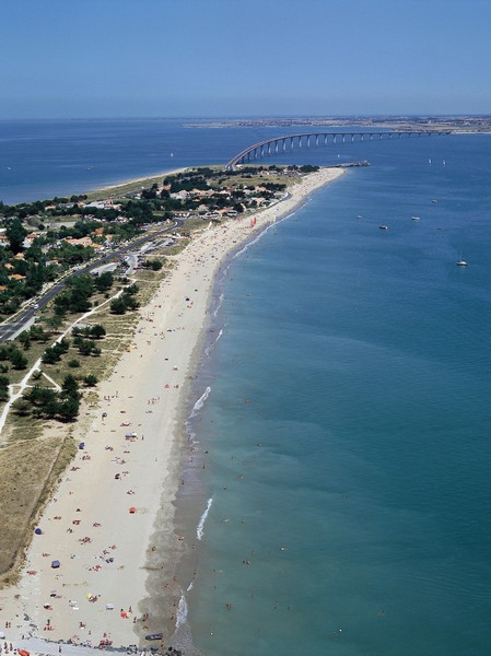 Chambres d 39 h tes proximit du pont de l 39 ile de r rivedoux plage - Ile de re lieux d interet ...