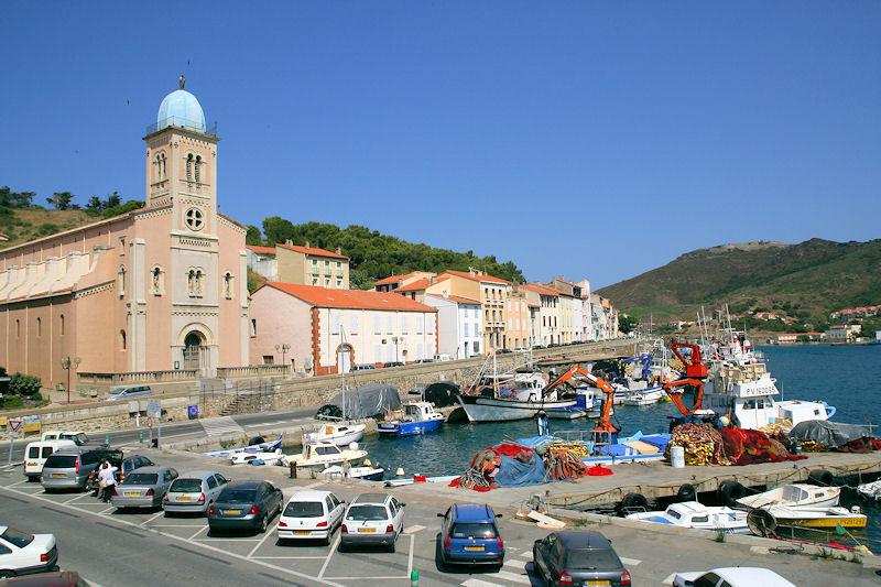 Tourisme port vendres pyr n es orientales - Office de tourisme pyrenees orientales ...