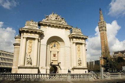 visite guidée de lille , journée du patrimoine :samedi 19 septembre 2009 Porte-paris-lille