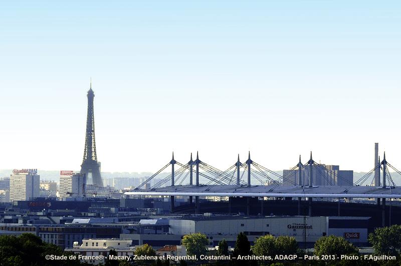 Hotels g tes et chambres d 39 h tes proximit du stade de france saint denis - Capacite d accueil stade de france ...