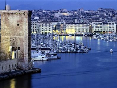 Port de Marseille - © Sami Sarkis