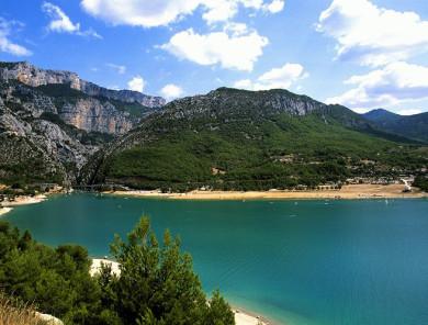 Lac de Sainte-Croix - Gorges du Verdon - © Michel Mégret
