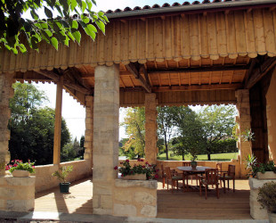 Bed & Breakfast Les Granges de Bacchus