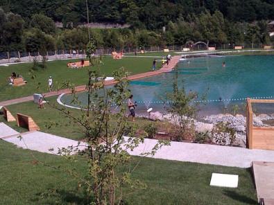 Locations de vacances bassin de baignade biologique for Bassin de baignade