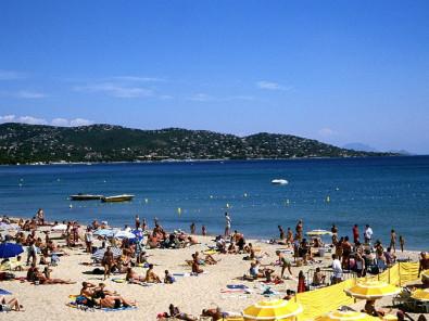 Chambres d 39 h tes la plage de la garonnette sainte maxime - Chambres d hotes honfleur et ses environs ...