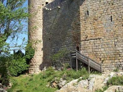 Chambres d 39 h tes au ch teau de villerouge termen s et ses - Chambres d hotes carcassonne et environs ...