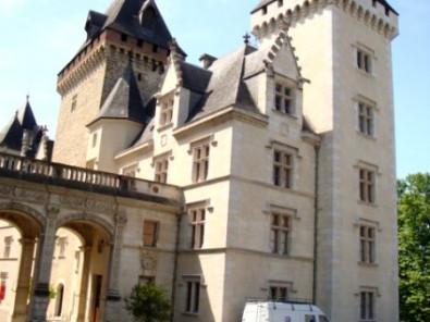 chambres d'hôtes au château de pau et ses environs