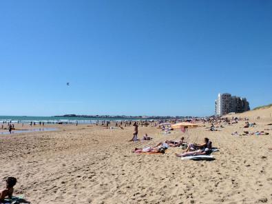 Chambres d 39 h tes la grande plage saint gilles croix de - Chambre d hotes saint gilles croix de vie ...