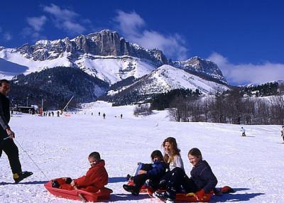 Gresse en vercors ski informations et enneigement - Office de tourisme de gresse en vercors ...