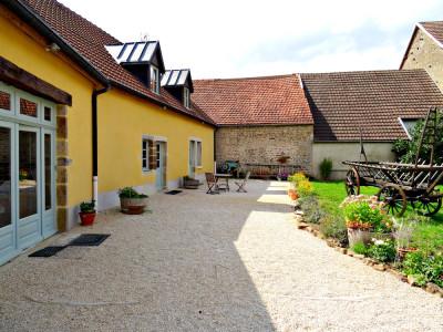 Elegant Bed U0026 Breakfast Datcha Bourguignonne, Rooms And Apartment Maconge, Auxois,  Beaune, Morvan, Canal De Bourgogne