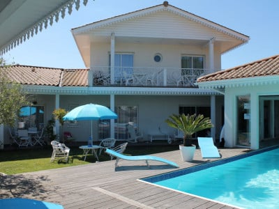 Chambres d 39 h tes aresia bassin d 39 arcachon zimmern ar s - Chambre d hotes bassin arcachon ...