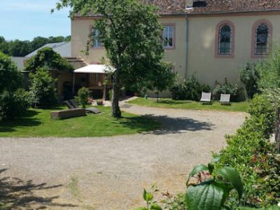 chambres dhtes lancien couvent avec piscine et espace wellness chambres et chambre familiale friesenheim alsace