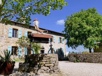 Chambres d 39 h tes domaine du vernay chambres mazille beaujolais bourgogne du sud sa ne et - Chambres d hotes bourgogne du sud ...