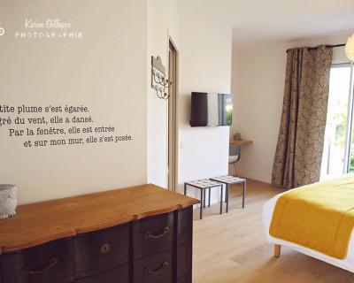 Les Chambres De Mescaro Zimmern Und Familiensuite Carantec