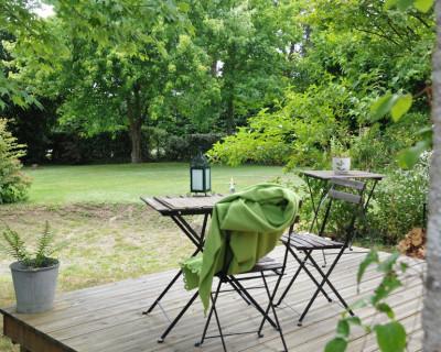Chambre d 39 h tes le jardin de la terrousais chambre - Mobilier jardin narbonne saint etienne ...