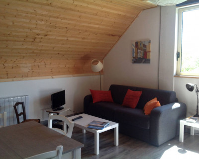 Chambre d 39 h tes datcha en baie studio saint valery sur - Chambres d hotes baie de somme vue sur mer ...