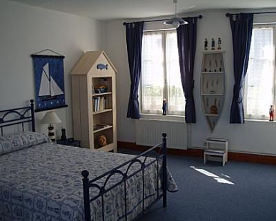 Chambres d 39 h tes la maison bleue en baie chambres le - Chambre d hotes en baie de somme ...