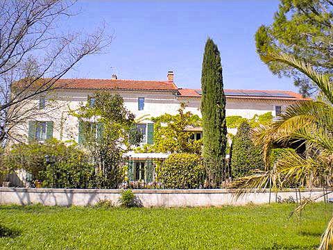 Chambres d\'hôtes Mas de Bouvau Violès, Provence des Papes, Dentelles ...