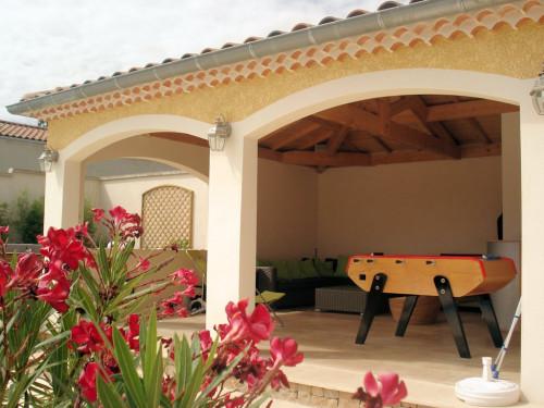 Gîte Les Lauriers Roses Villa Saint étienne De Fontbellon