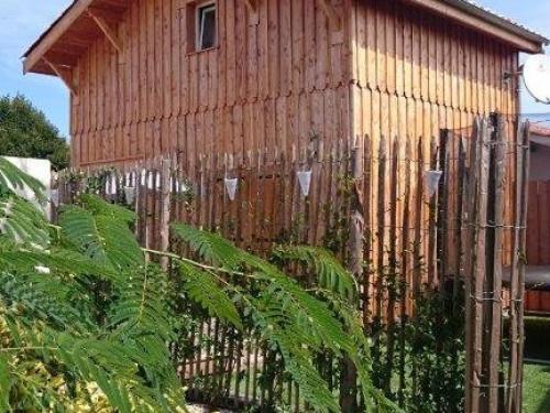 Clos Du Tilleul Petite Maison Bois 300m Plage 50m