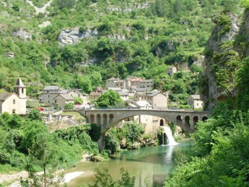 L Oustalou De Jean Pierrou Maison Sainte Enimie Occitanie Lozere Gorges Du Tarn