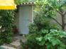 entrée indépendante chambre Côté jardin